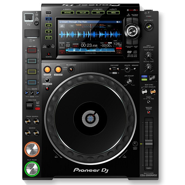 Pioneer XPRS115S Active Subwoofer rear